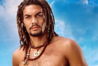 Jason Momoa in Wolves