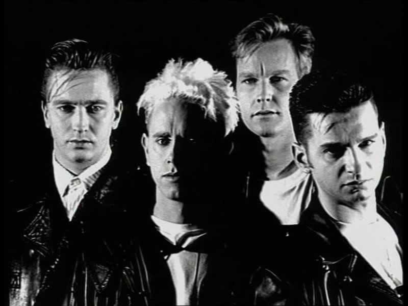 Depeche Mode, la storia della band inglese