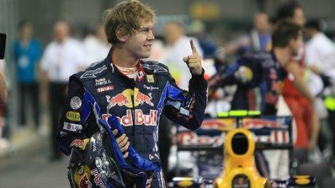 11.14.10 Vettel Campione del Mondo