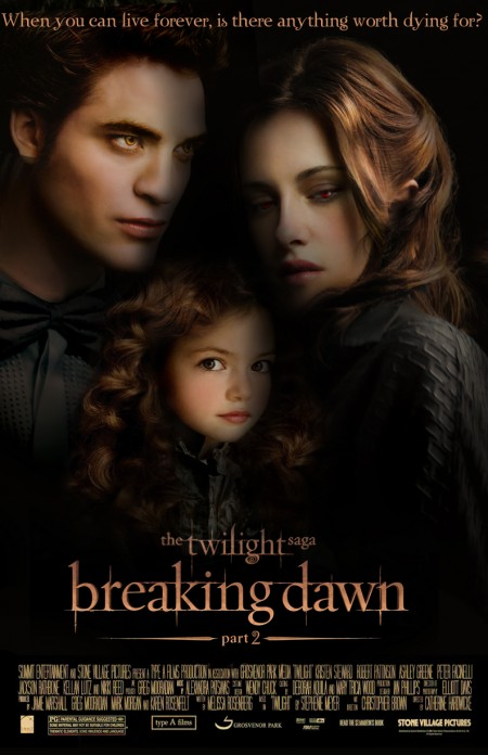 The Twilight Saga Breaking Dawn Parte 21