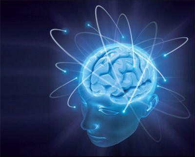 Emisfero destro cervello ansia