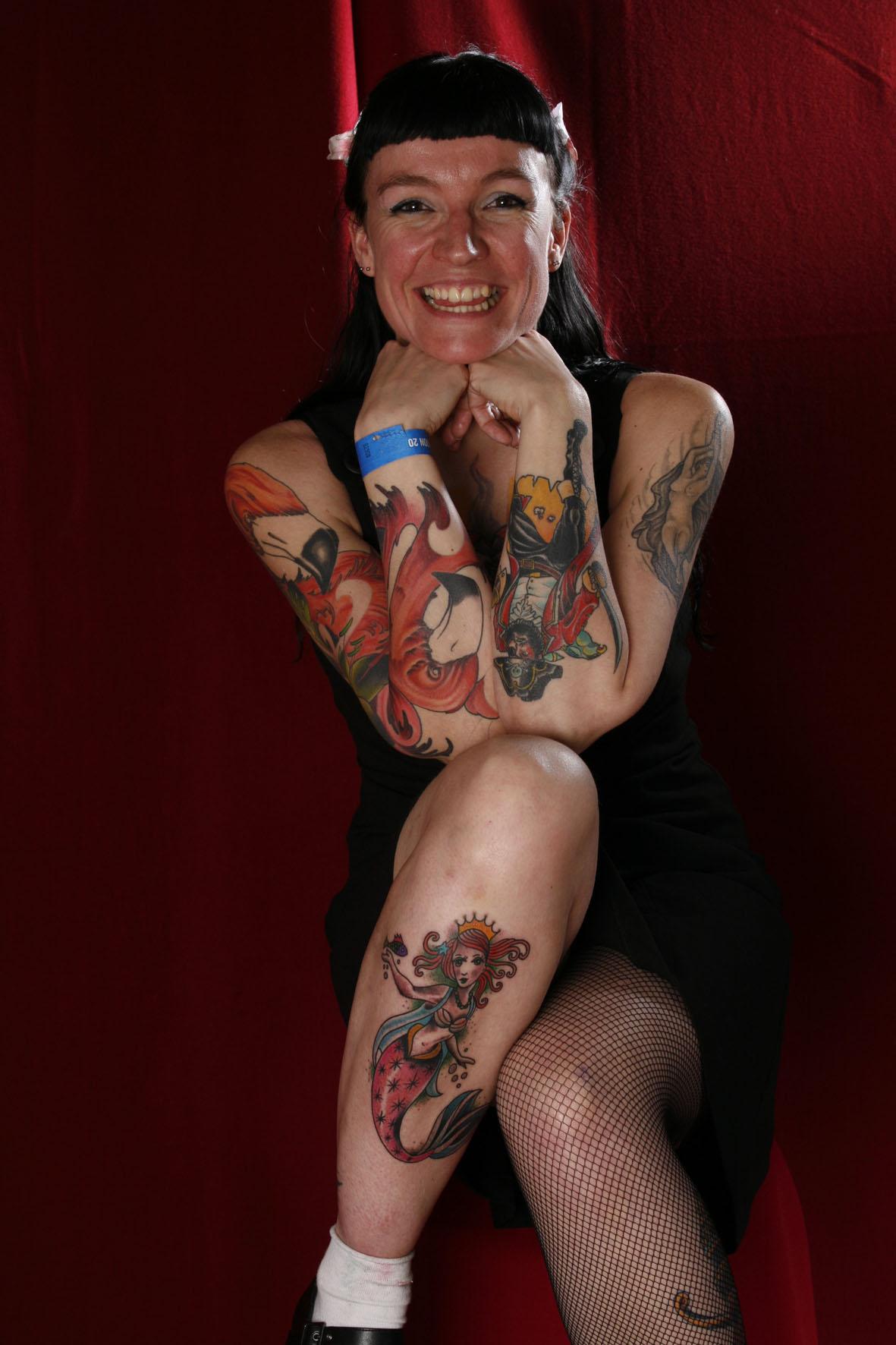 Milano Tattoo Convention - 8/9/10 febbraio 2013 - Notizie.it