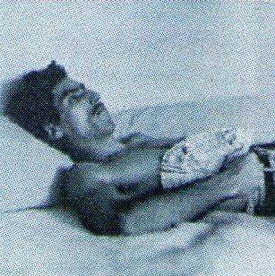 Peter Hujar - Laurent di Lorenzo, 1980