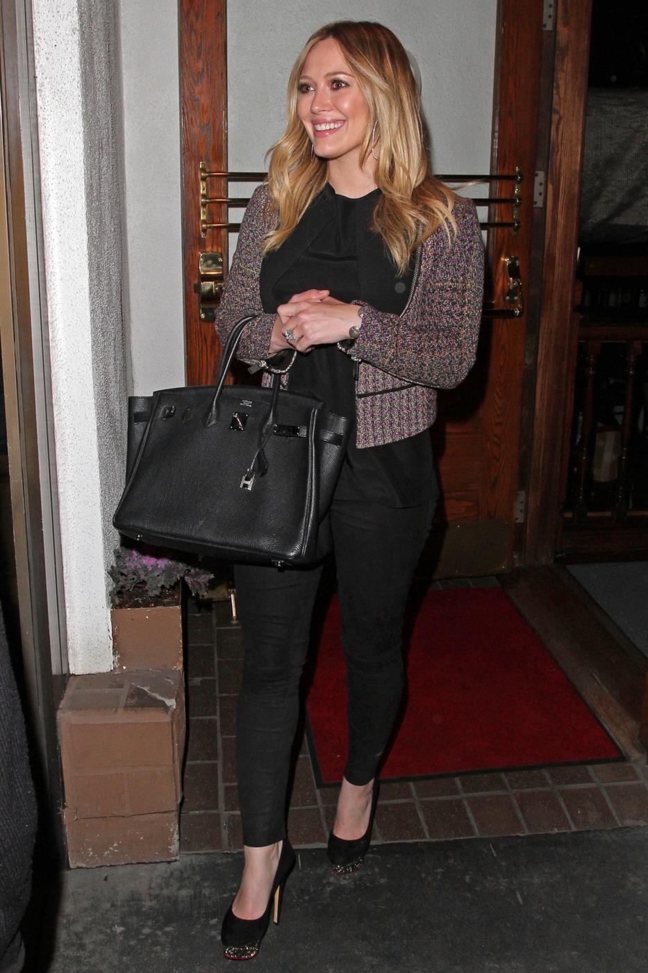 Hilary Duff Abito da sposa