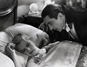 Bela Lugosi and Helen Chandler in Dracula di Tod Browning, 1931 BettmannCORBIS