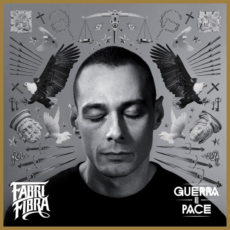 Fabri Fibra - Nuovo Album Guerra e Pace