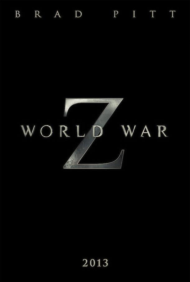 World War Z cover u