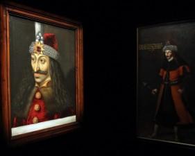 Anonimo tedesco, Vlad Dracula, seconda metà del XVI secolo, olio su tela, Vienna, Kunsthistorisches Museum