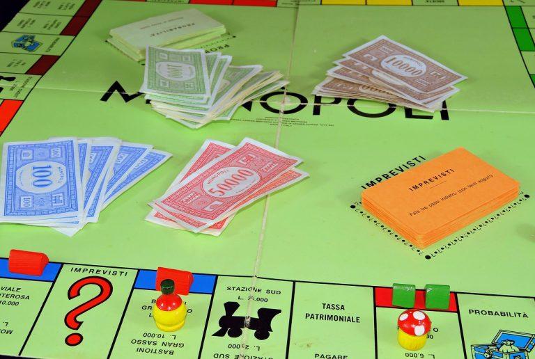 proprietà del Monopoli