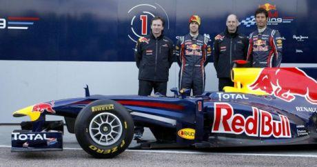 presentazioni Team Formula 1