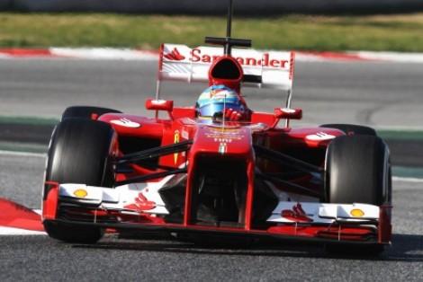Alonso - F138