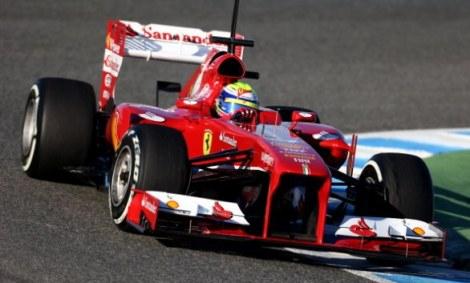 Ferrari - Massa - 2013