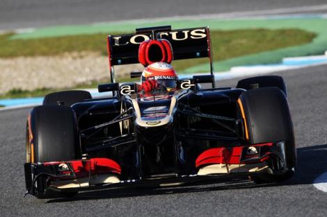 F1 Testing Jerez de la Frontera, Spain 5 - 8 February 2013