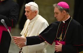 papa e george
