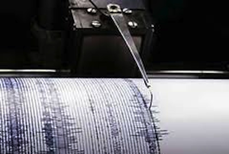 sismografo registratore