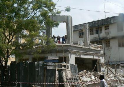 Crolla palazzo in Tanzania, 17 morti