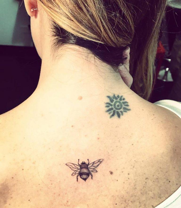 Tatuaggio ape.