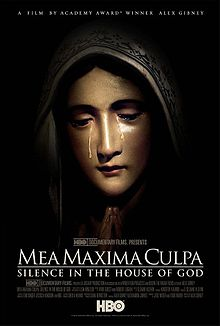 Mea Maxima Culpa   Silence in the House of God poster