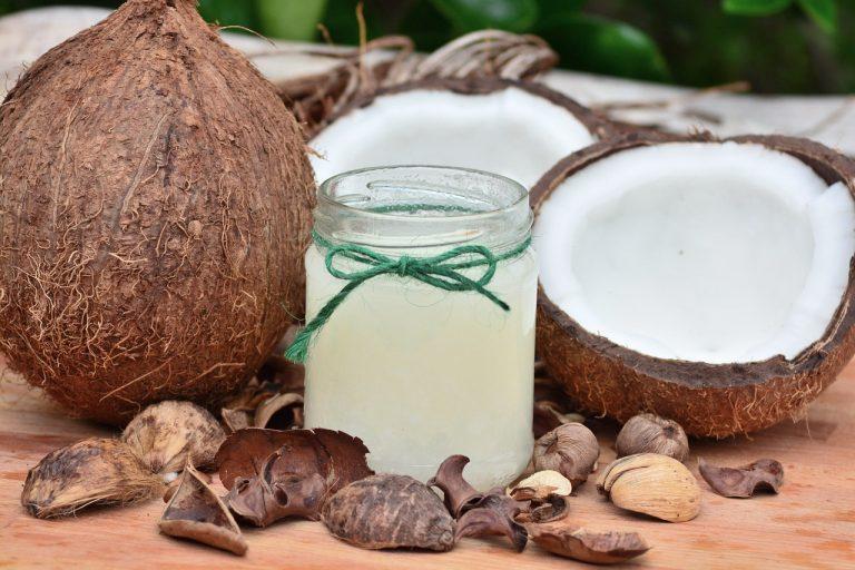 olio di cocco come antirughe