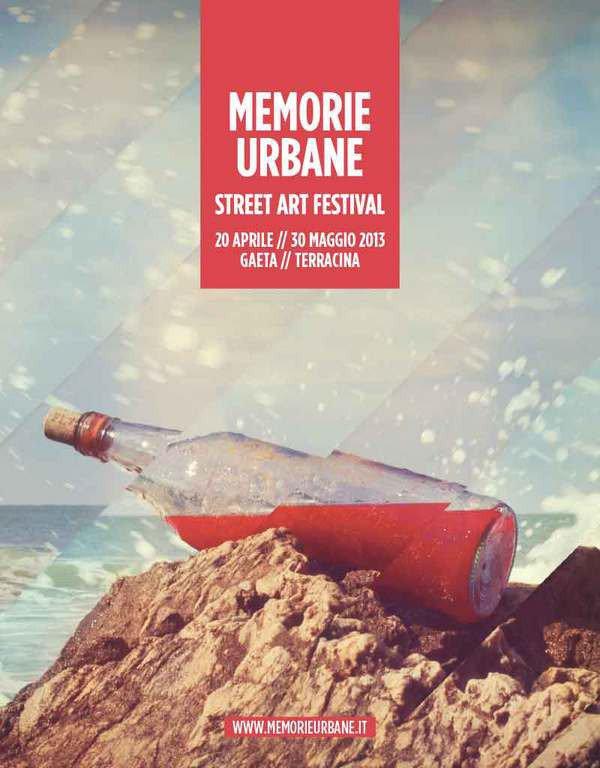 Memorie Urbane. Festival di Street Art
