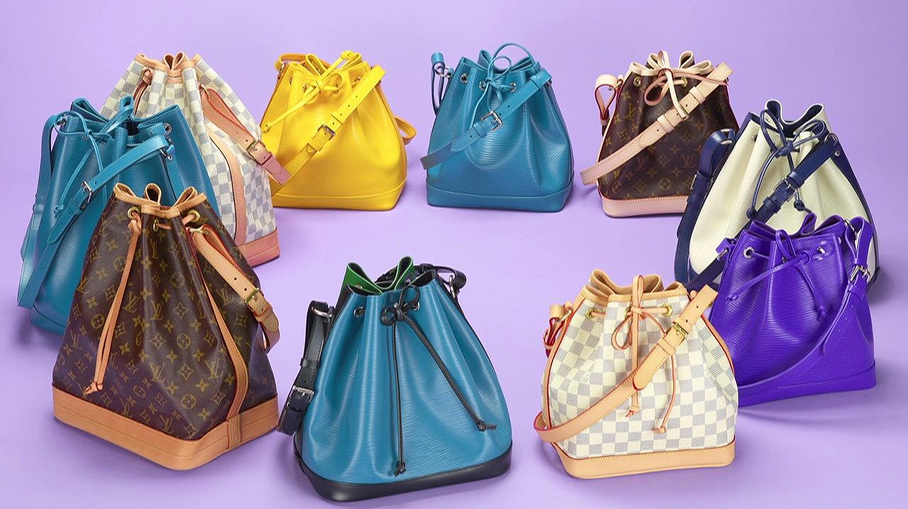 Louis Vuitton Noe Bags