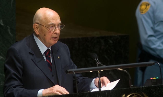 Napolitano rieletto i retroscena h partb