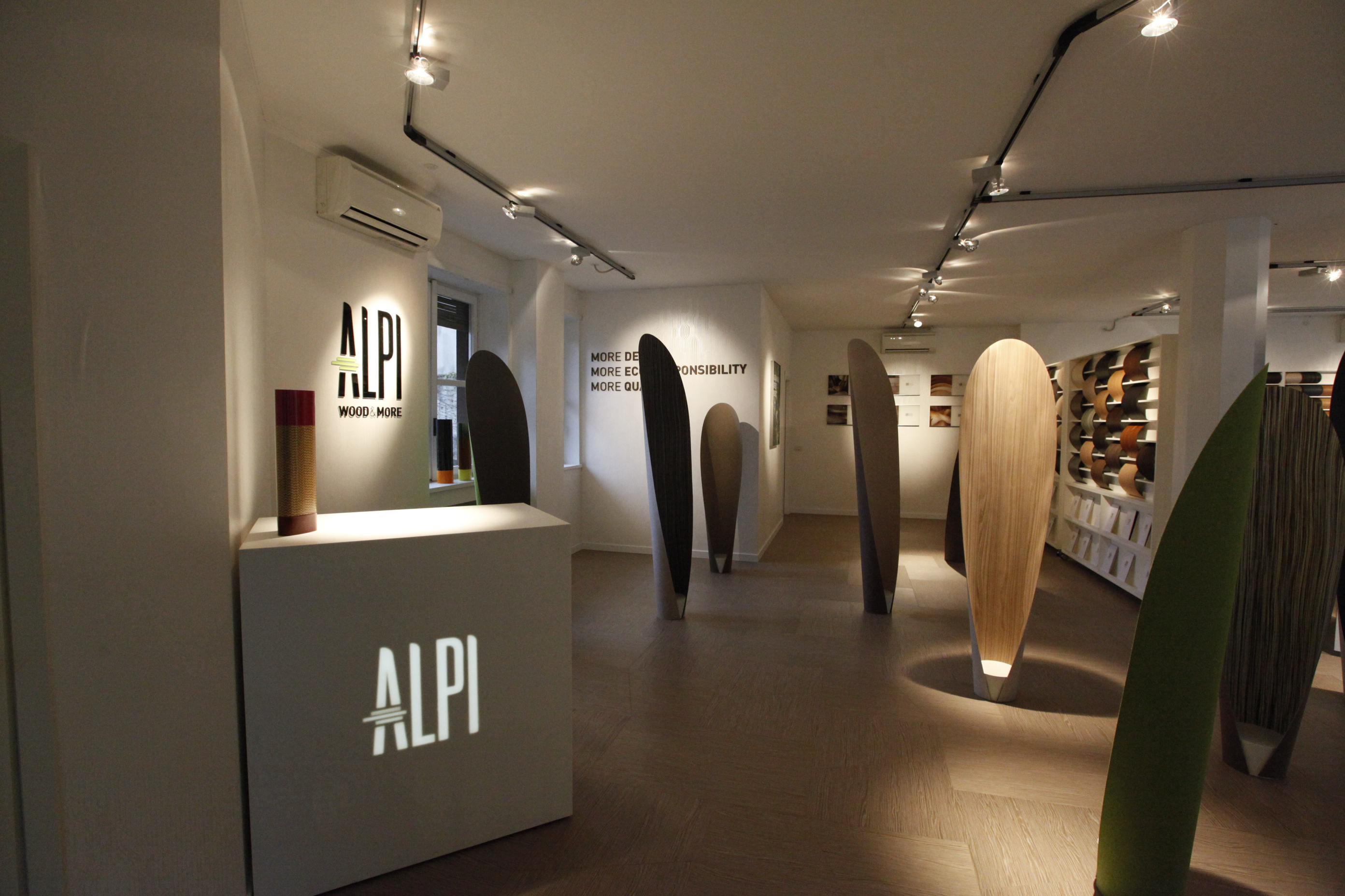 Showroom Alpi Milano