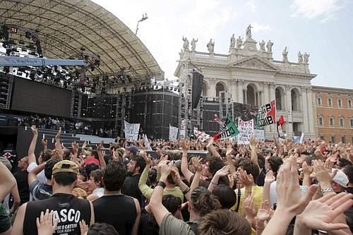 anticipazioni concerto primo maggio 2012