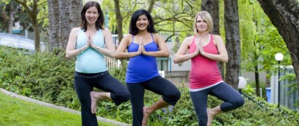 yoga gravidanza big