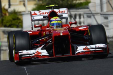 Ferrari F1 2013 Montecarlo 460x305