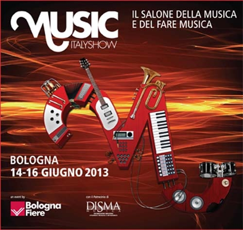 Music Italy Show 2013   2 500x475