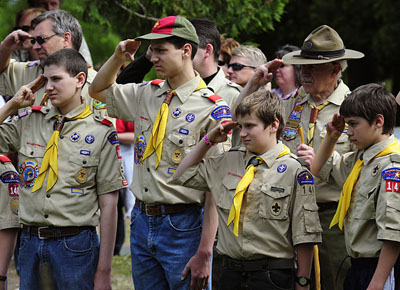 boy scout of America