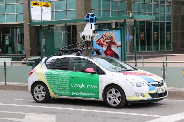 Stampare le immagini di Google Maps