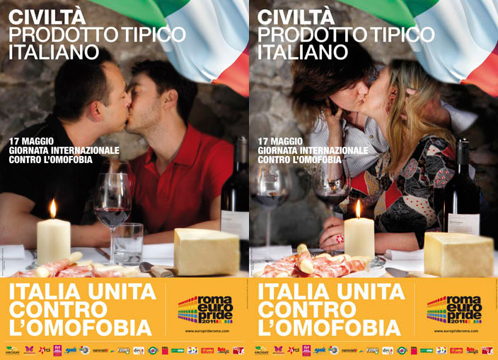 locandina omofobia