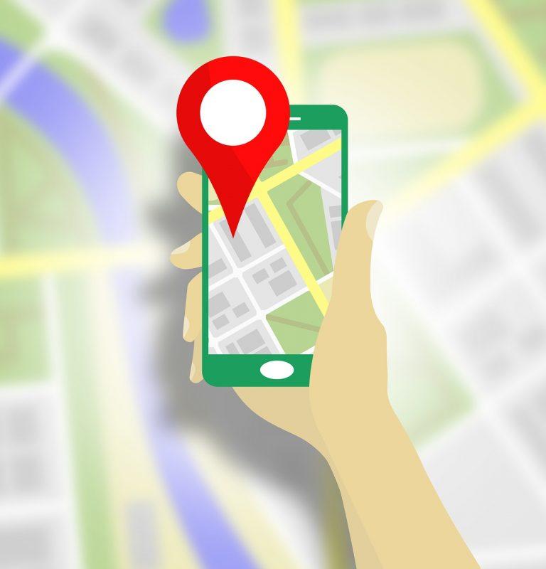localizzazione telefoni cellulari google