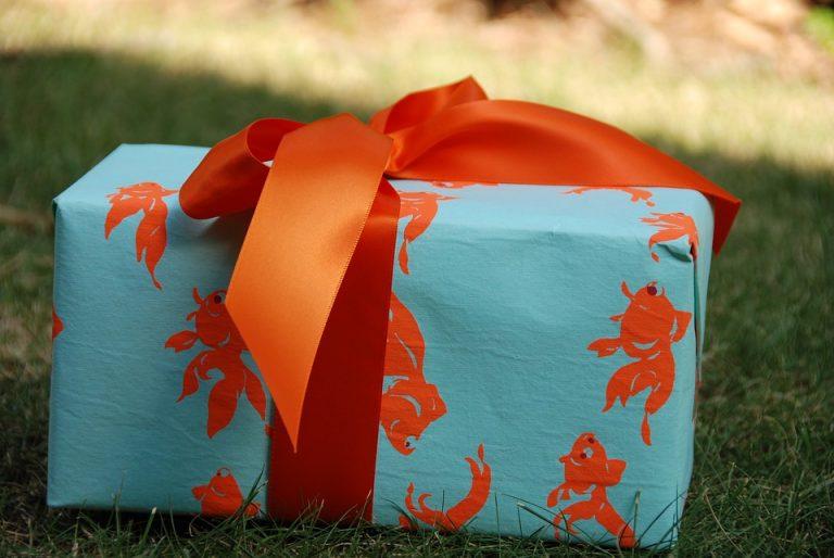 regalo ad un ragazzo
