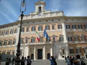 Montecitorio Roma 300x225
