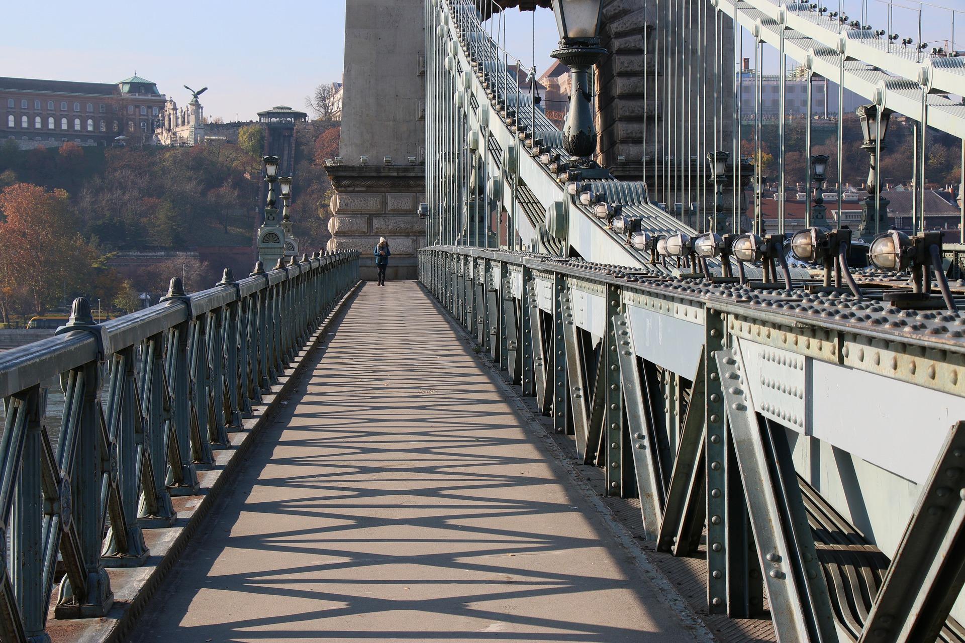 budapest ponte giorno