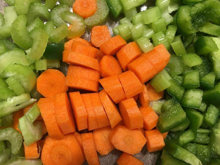 Come congelare le carote e il sedano crudi for Cucinare e congelare