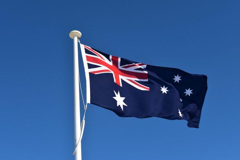 lingua che si parla in Australia