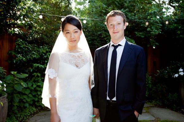mark zuckerberg luna di miele facebook