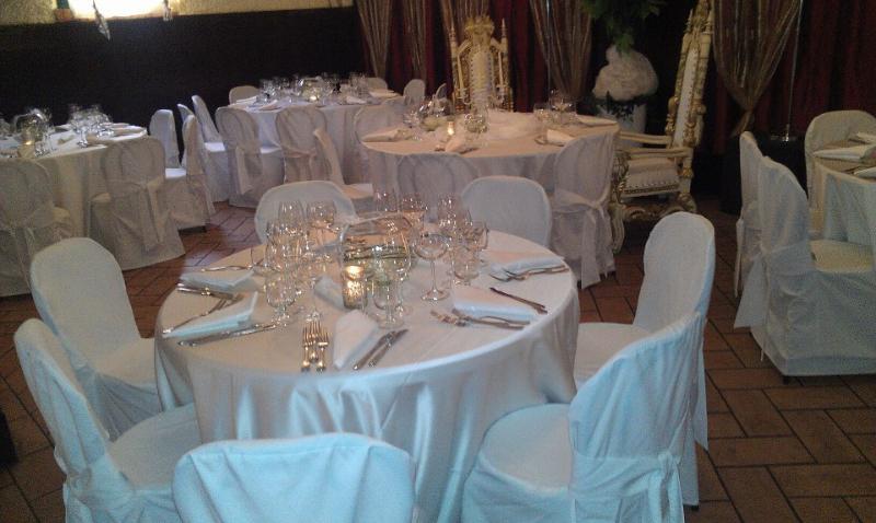 ristorante villa per matrimonio a legnano