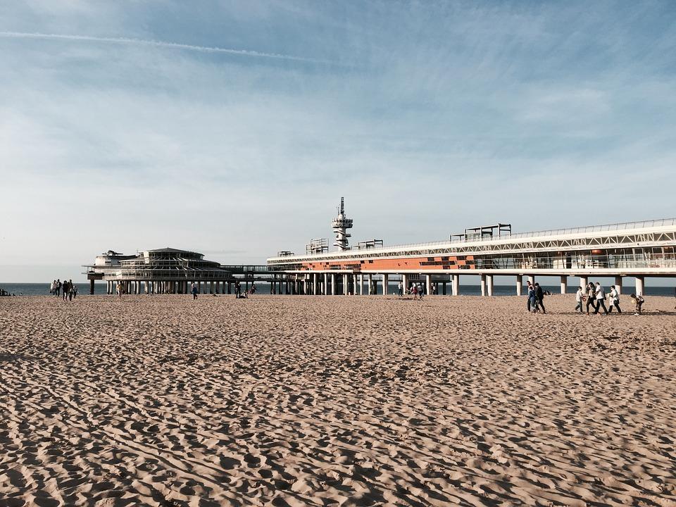 spiagge dell'Olanda