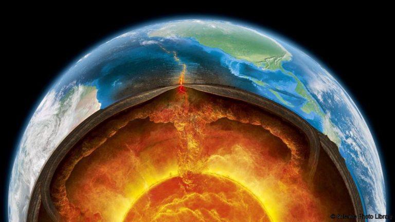 Sezioni del nostro pianeta