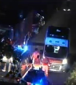 Incidente in Irpinia: bus precipita da viadotto, oltre 30 morti