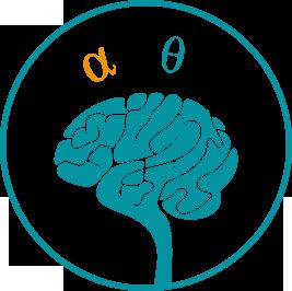 cervello stilizzato