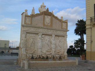 Fontana greca a Gallipoli