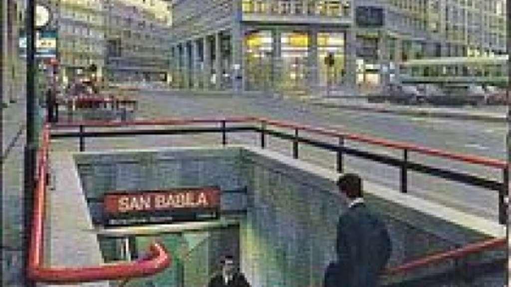 MetroMilano San Babila