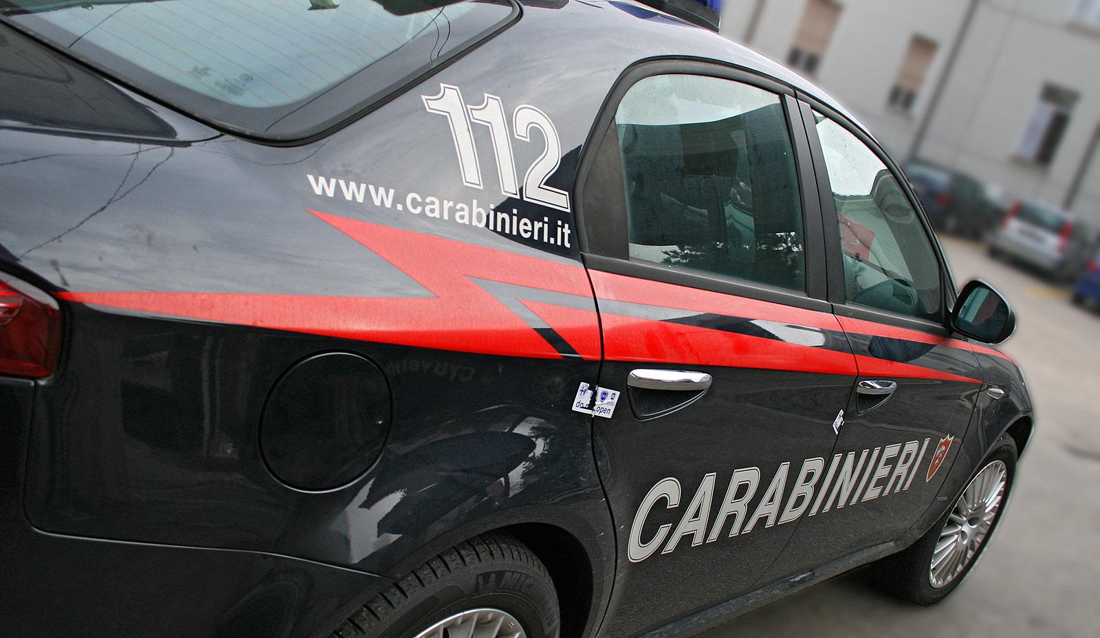 carabinieri gazzella 1