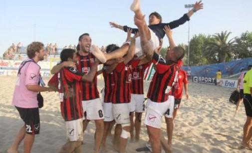 Beach Soccer: Milano è campione d'Italia